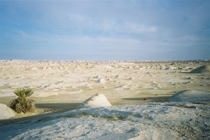 white desert 3 Inilah Keajaiban Gurun Putih Mesir Yang Eksotis