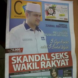 tabloid cek & ricek